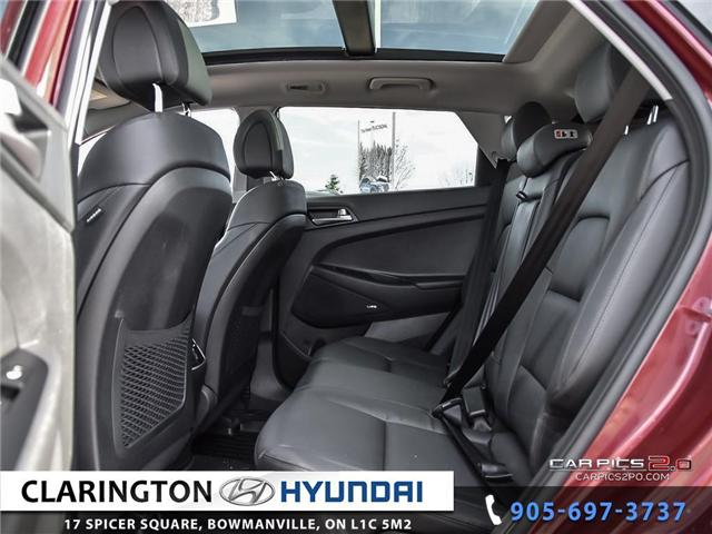 2017 Hyundai Tucson Luxury (Stk: U796) in Clarington - Image 16 of 27