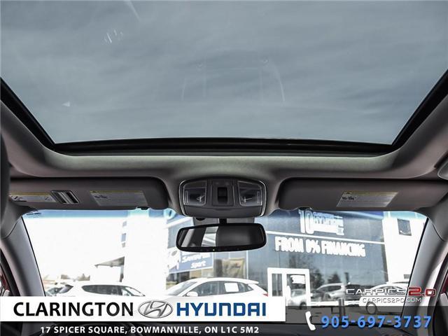 2017 Hyundai Tucson Luxury (Stk: U796) in Clarington - Image 18 of 27