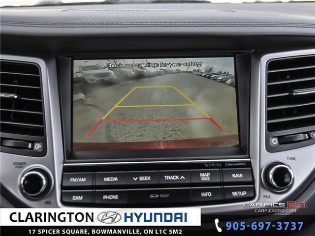2017 Hyundai Tucson Luxury (Stk: U796) in Clarington - Image 19 of 27