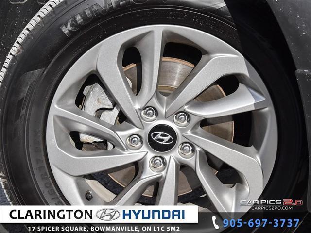 2017 Hyundai Tucson Luxury (Stk: U796) in Clarington - Image 21 of 27