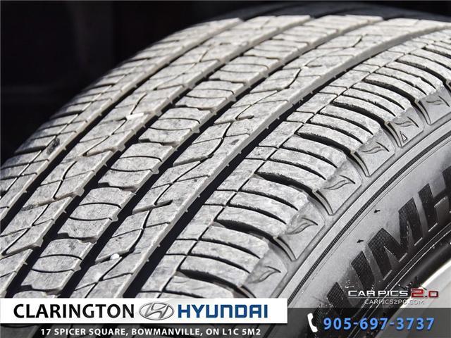 2017 Hyundai Tucson Luxury (Stk: U796) in Clarington - Image 22 of 27