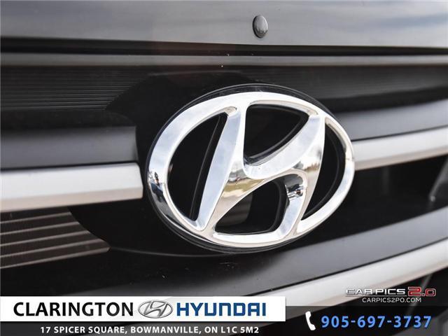 2017 Hyundai Tucson Luxury (Stk: U796) in Clarington - Image 23 of 27