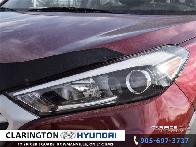 2017 Hyundai Tucson Luxury (Stk: U796) in Clarington - Image 24 of 27