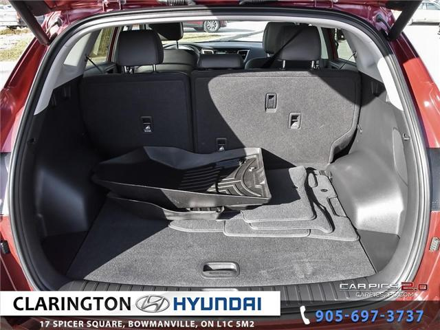 2017 Hyundai Tucson Luxury (Stk: U796) in Clarington - Image 25 of 27