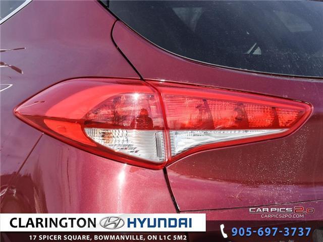 2017 Hyundai Tucson Luxury (Stk: U796) in Clarington - Image 26 of 27