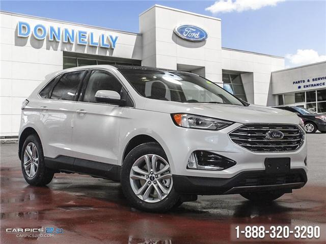 2019 Ford Edge SEL (Stk: DS101) in Ottawa - Image 1 of 27