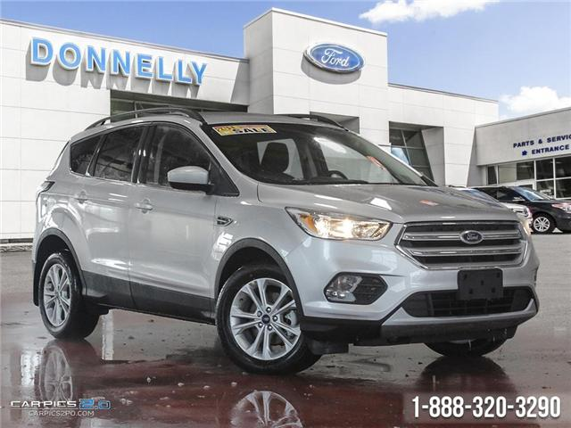 2018 Ford Escape SE (Stk: DR2051) in Ottawa - Image 1 of 27