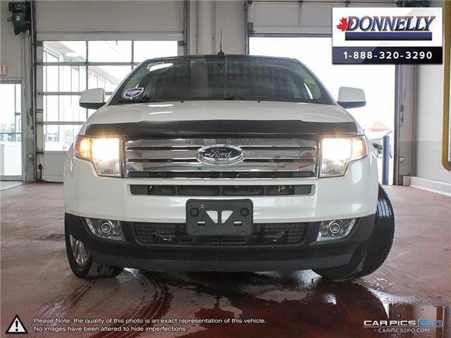2010 Ford Edge Limited (Stk: PBWDU5749A) in Ottawa - Image 2 of 28