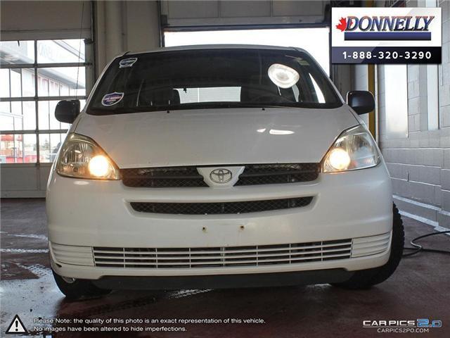 2004 Toyota Sienna  (Stk: PBWDS108B) in Ottawa - Image 2 of 28