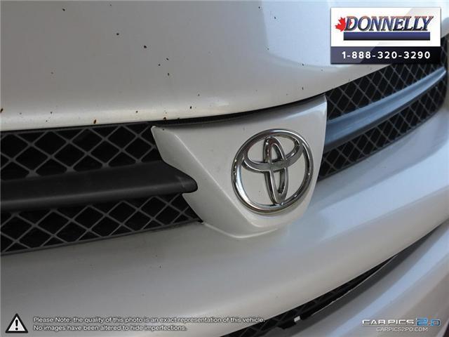 2004 Toyota Sienna  (Stk: PBWDS108B) in Ottawa - Image 8 of 28