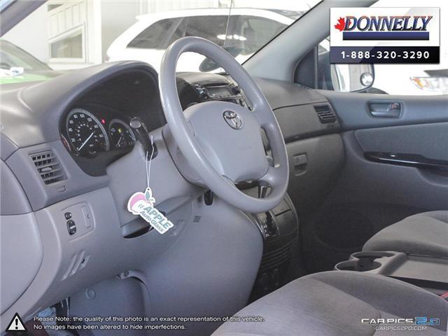 2004 Toyota Sienna  (Stk: PBWDS108B) in Ottawa - Image 13 of 28