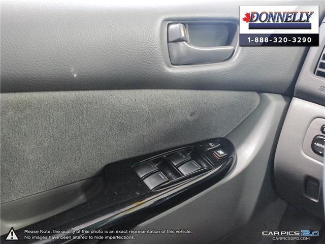 2004 Toyota Sienna  (Stk: PBWDS108B) in Ottawa - Image 17 of 28