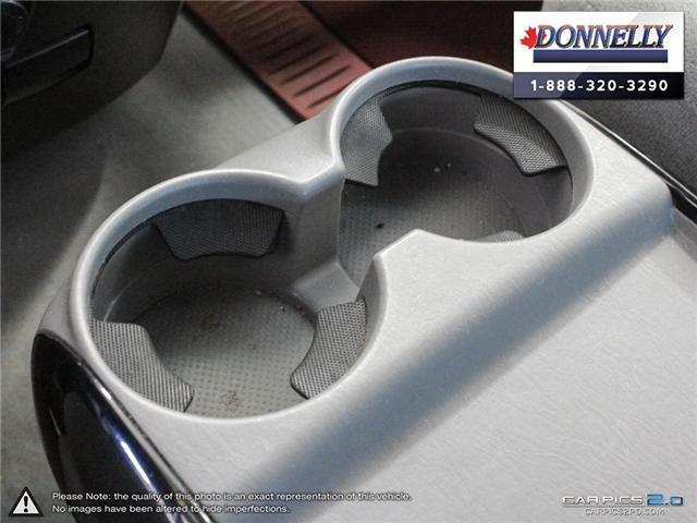 2004 Toyota Sienna  (Stk: PBWDS108B) in Ottawa - Image 20 of 28