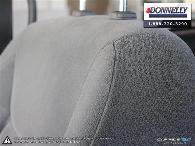 2004 Toyota Sienna  (Stk: PBWDS108B) in Ottawa - Image 24 of 28