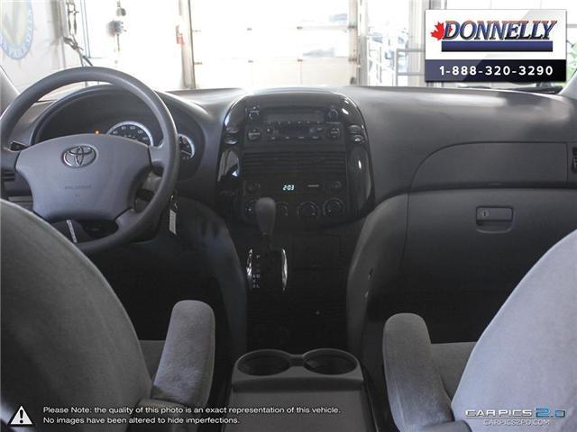 2004 Toyota Sienna  (Stk: PBWDS108B) in Ottawa - Image 26 of 28