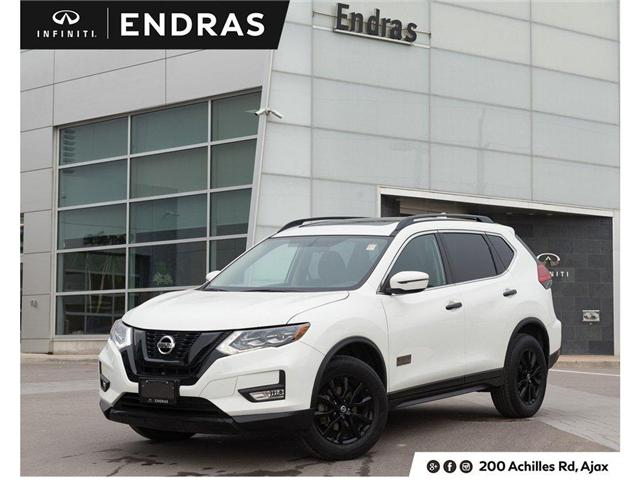 2017 Nissan Rogue SV (Stk: P0706) in Ajax - Image 1 of 26