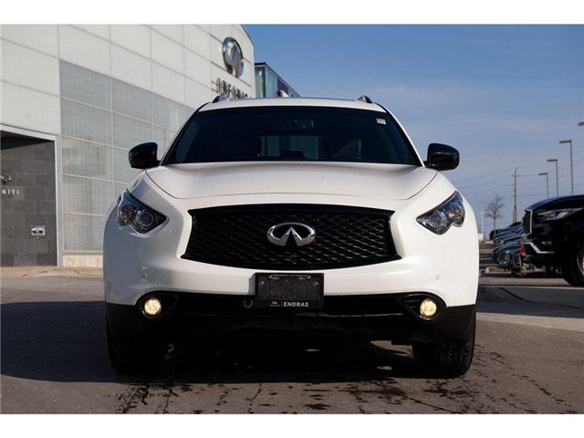 2016 Infiniti QX70  (Stk: P0684A) in Ajax - Image 2 of 29