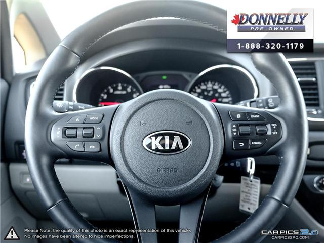 2019 Kia Sedona LX (Stk: CLKUR2206) in Kanata - Image 14 of 27