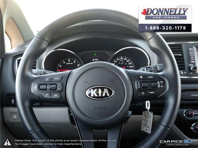 2019 Kia Sedona LX (Stk: CLKUR2205) in Kanata - Image 14 of 27