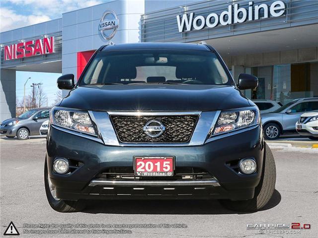 2015 Nissan Pathfinder SL (Stk: P7156) in Etobicoke - Image 2 of 25
