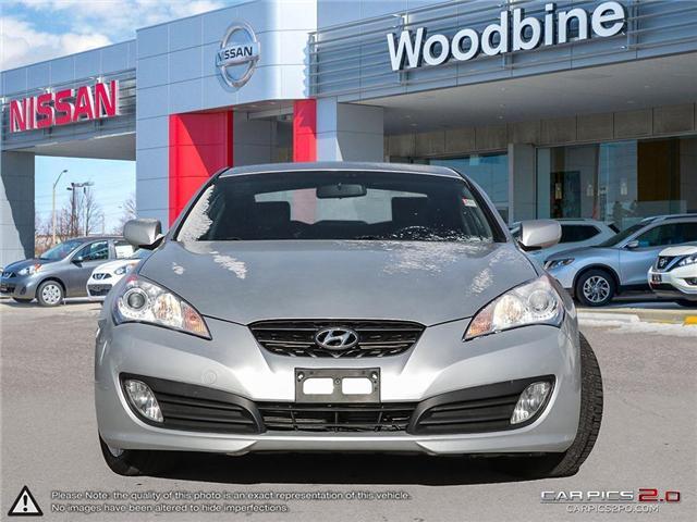 2010 Hyundai Genesis Coupe  (Stk: QA55-18A) in Etobicoke - Image 2 of 25