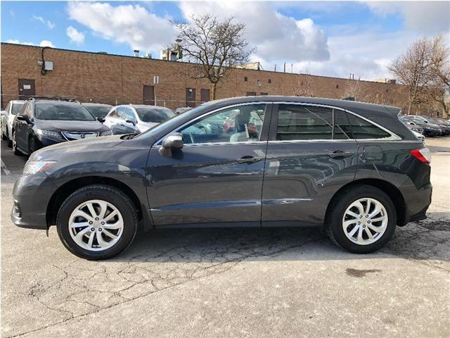 2016 Acura RDX Base (Stk: 804980P) in Brampton - Image 2 of 26