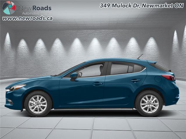 2018 Mazda Mazda3 GS (Stk: 40737) in Newmarket - Image 1 of 1