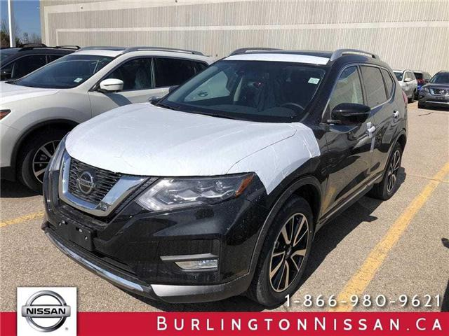 2018 Nissan Rogue SL (Stk: X2114) in Burlington - Image 1 of 5