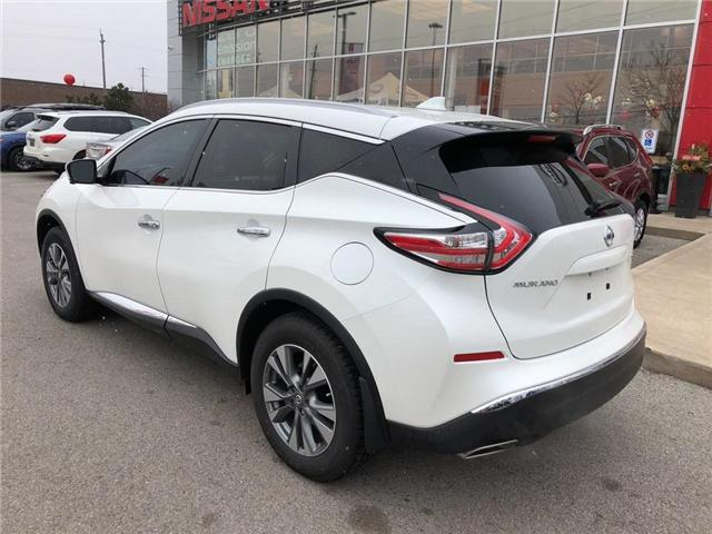 2018 Nissan Murano SL (Stk: X8766A) in Burlington - Image 2 of 11