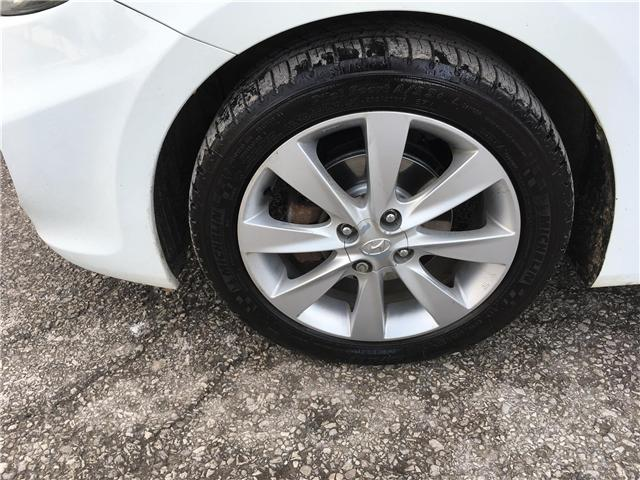 2012 Hyundai Accent SE 5-Door (Stk: P3623) in Newmarket - Image 2 of 18