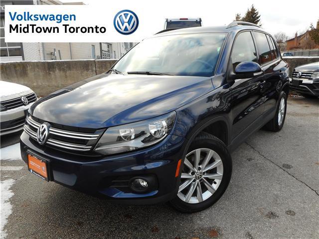 2015 Volkswagen Tiguan  (Stk: P7141) in Toronto - Image 1 of 30
