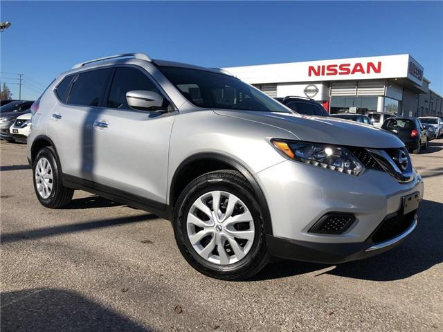 2016 Nissan Rogue S (Stk: P2529) in Cambridge - Image 1 of 19