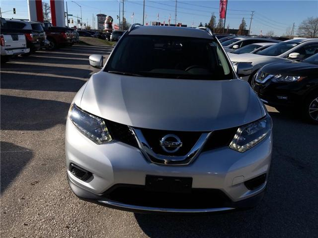 2016 Nissan Rogue S (Stk: P2529) in Cambridge - Image 2 of 19