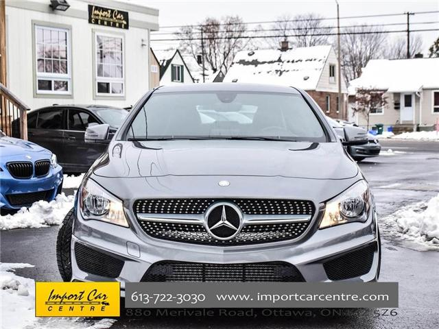2016 Mercedes-Benz CLA-Class Base (Stk: 374689) in Ottawa - Image 2 of 24