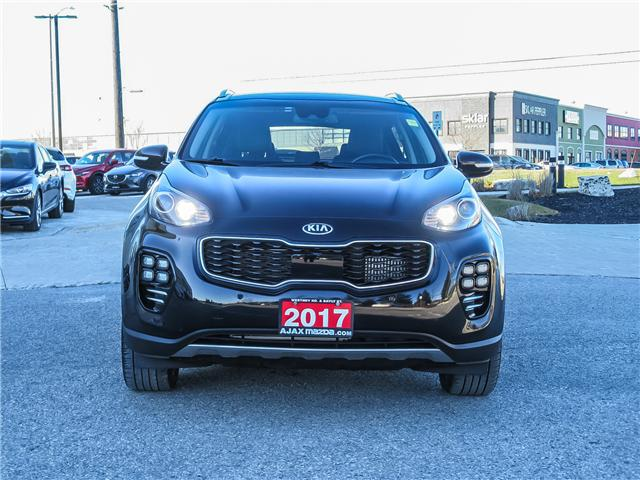 2017 Kia Sportage SX Turbo (Stk: P5004) in Ajax - Image 2 of 21