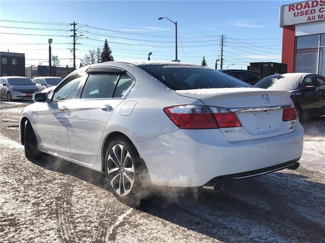 2015 Honda Accord Sport (Stk: 56672A) in Scarborough - Image 2 of 23