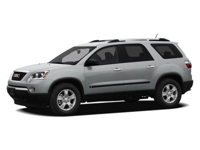 Used 2012 GMC Acadia SLE  - Coquitlam - Eagle Ridge Chevrolet Buick GMC