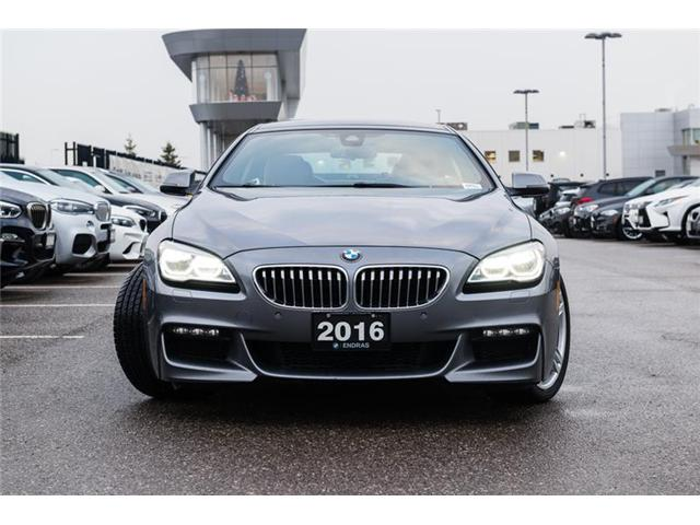 2016 BMW 650i xDrive Gran Coupe (Stk: P5681) in Ajax - Image 2 of 22