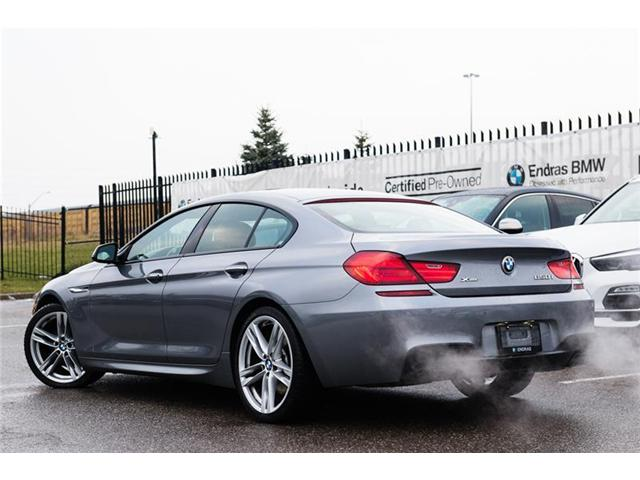 2016 BMW 650i xDrive Gran Coupe (Stk: P5681) in Ajax - Image 4 of 22
