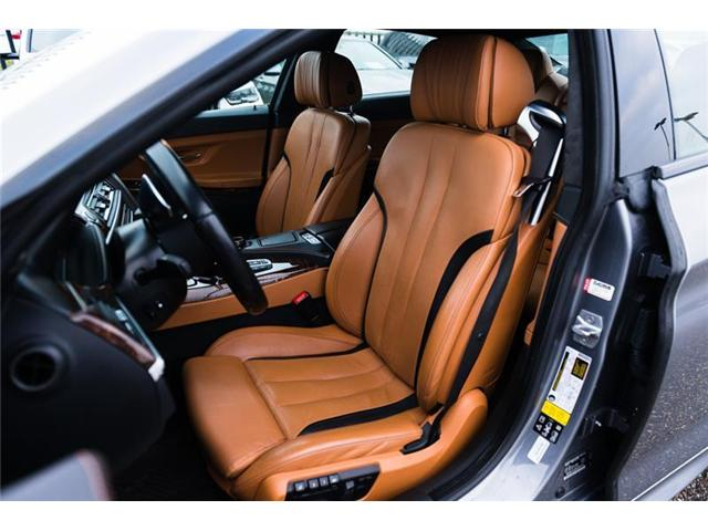 2016 BMW 650i xDrive Gran Coupe (Stk: P5681) in Ajax - Image 9 of 22