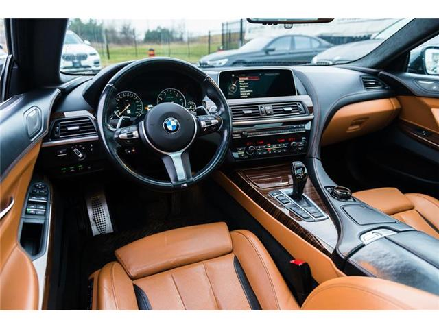 2016 BMW 650i xDrive Gran Coupe (Stk: P5681) in Ajax - Image 10 of 22
