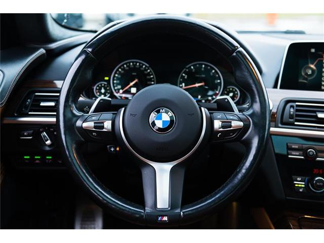 2016 BMW 650i xDrive Gran Coupe (Stk: P5681) in Ajax - Image 11 of 22