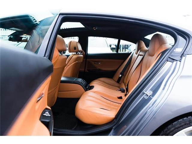 2016 BMW 650i xDrive Gran Coupe (Stk: P5681) in Ajax - Image 22 of 22