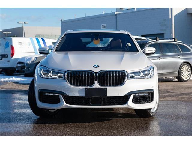 2019 BMW 750i xDrive (Stk: 70214) in Ajax - Image 2 of 22