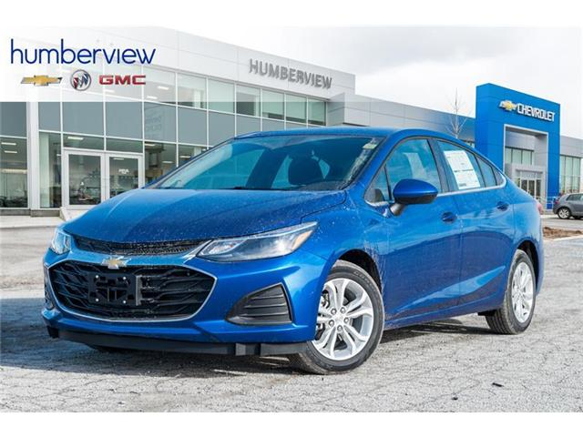 2019 Chevrolet Cruze LT (Stk: 19CZ028) in Toronto - Image 1 of 20