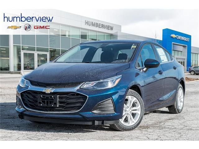 2019 Chevrolet Cruze LT (Stk: 19CZ029) in Toronto - Image 1 of 20