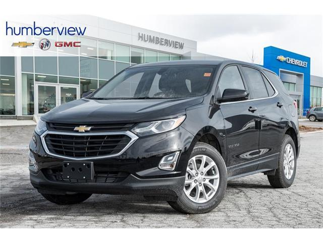 2019 Chevrolet Equinox LT (Stk: 19EQ079) in Toronto - Image 1 of 20