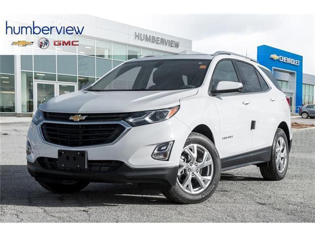 2019 Chevrolet Equinox LT (Stk: 19EQ090) in Toronto - Image 1 of 20