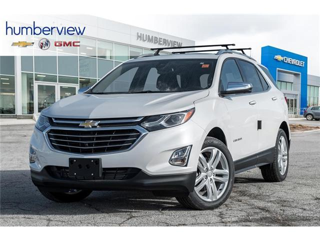 2019 Chevrolet Equinox Premier (Stk: 19EQ091) in Toronto - Image 1 of 20
