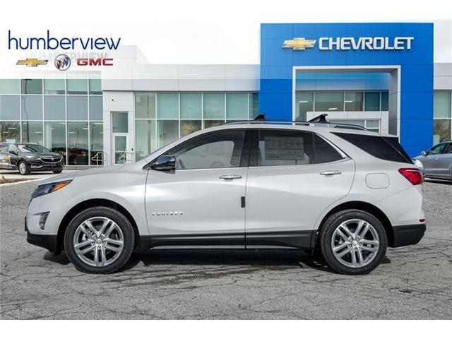 2019 Chevrolet Equinox Premier (Stk: 19EQ091) in Toronto - Image 3 of 20